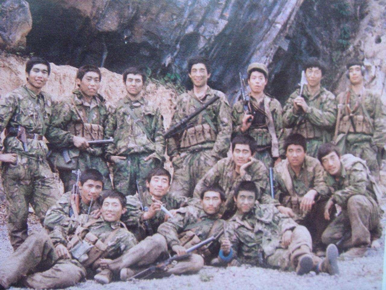 解放军14小时发射170万枚炮弹,让松毛岭变成越南的伤心岭