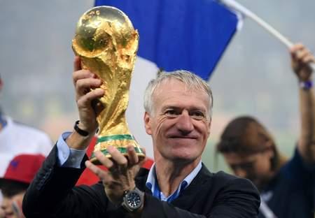 决赛中法国控球率仅为34.2% 为有记录以来决赛球队最低