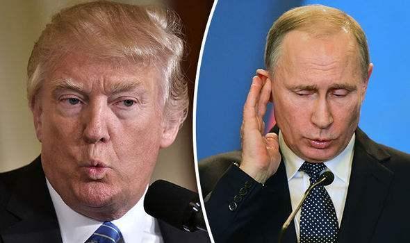 前称克里米亚属于俄罗斯,现在又不许俄吞并,特朗普前后不一?