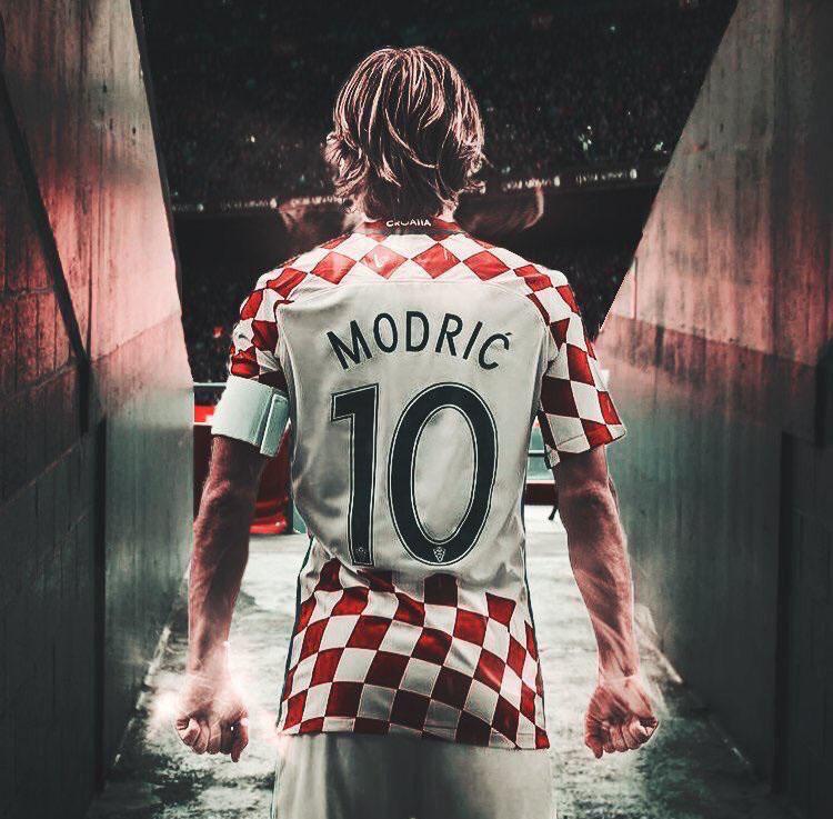 莫德里奇,你把克罗地亚的命运写在星辰之上