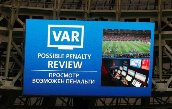 视频裁判抢戏世界杯决赛!VAR吹罚载入历史的一粒点球