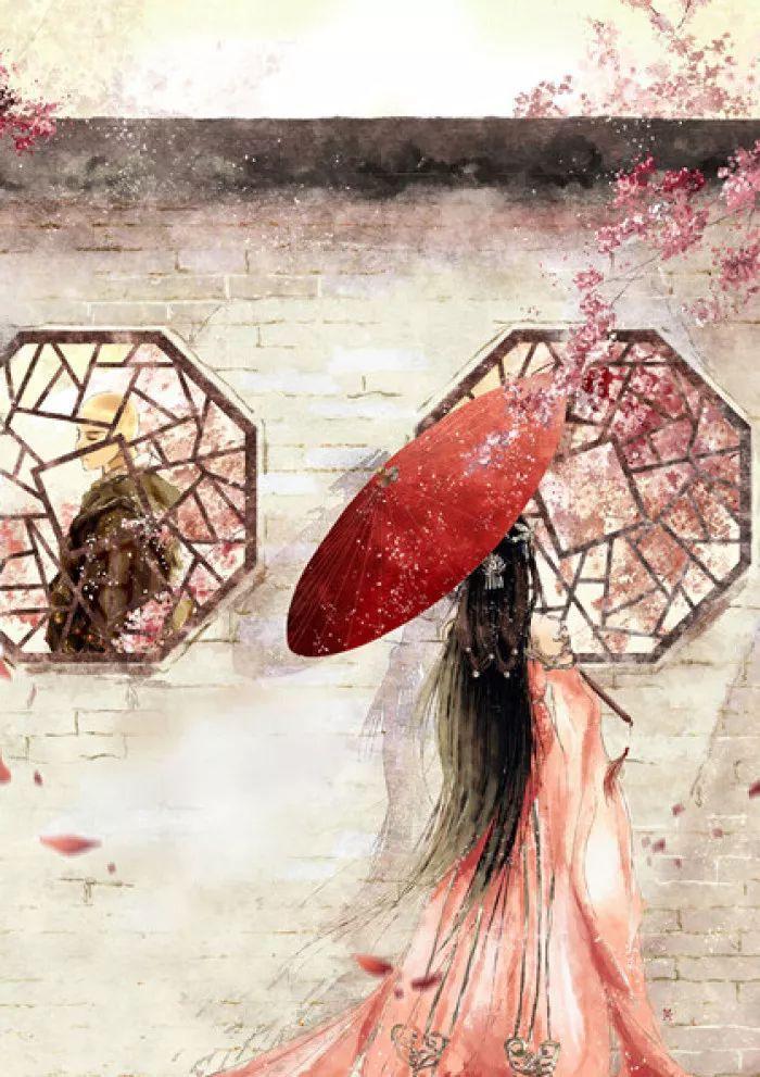 古诗词里最痛心的九次相思-缱绻千年!_相思-宋代-两处-晓风-骰子