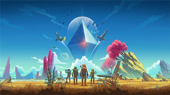 《无人深空》推出多人模式以及第三人称玩法