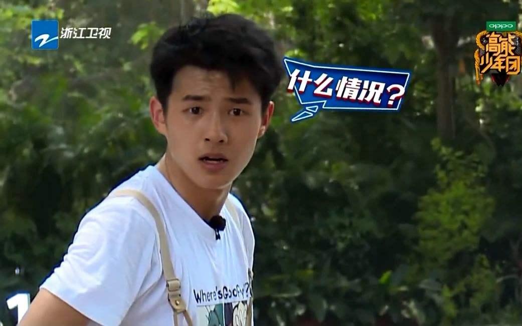 吴磊你这么好看,你何苦啊