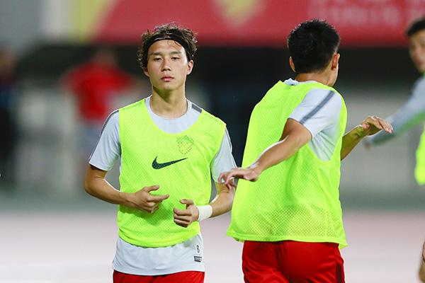 """禁赛9个月后重回赛场,张修维还是教练眼中""""下一任领袖"""""""