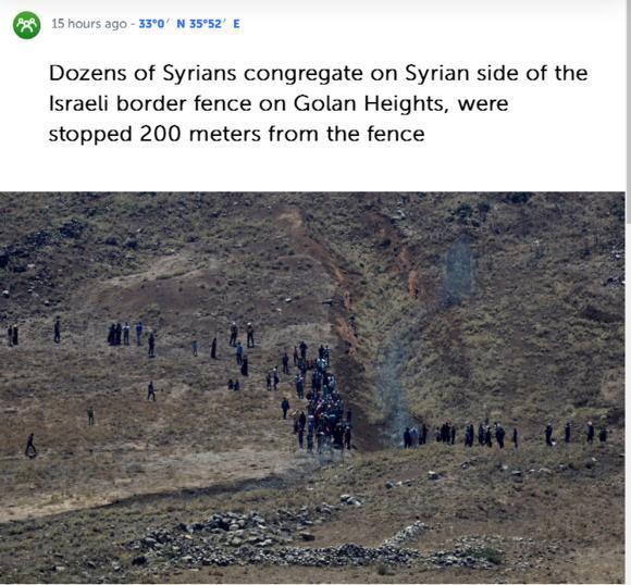 叙军猛攻反对派最后大本营,戈兰高地彻夜警报,以军继续保持沉默