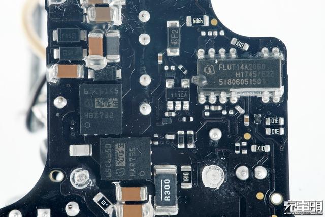苹果7p内部结构图