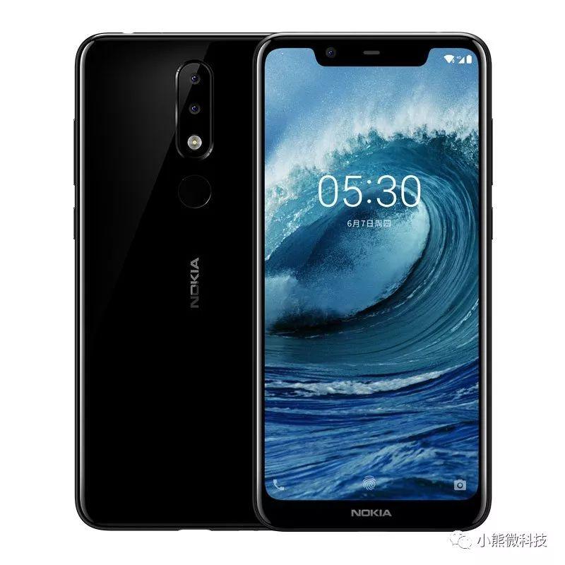 999元起!诺基亚x5手机正式发布:搭载联发科p60