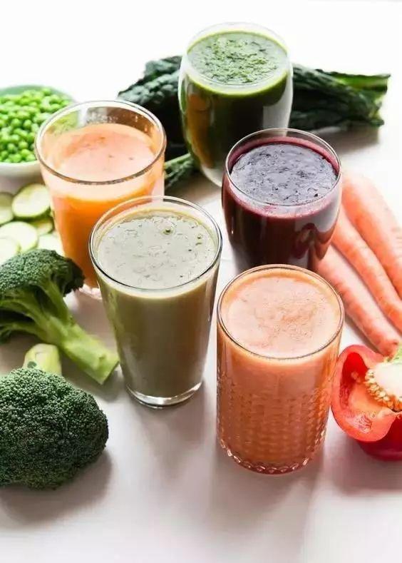 蔬菜汁,瘦身食谱大补剂