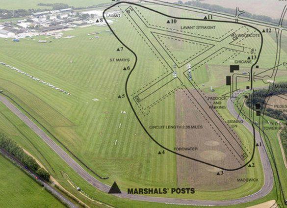 从赛马到赛车讲述一个英国贵族在古德伍德庄园300年的历史故事丨