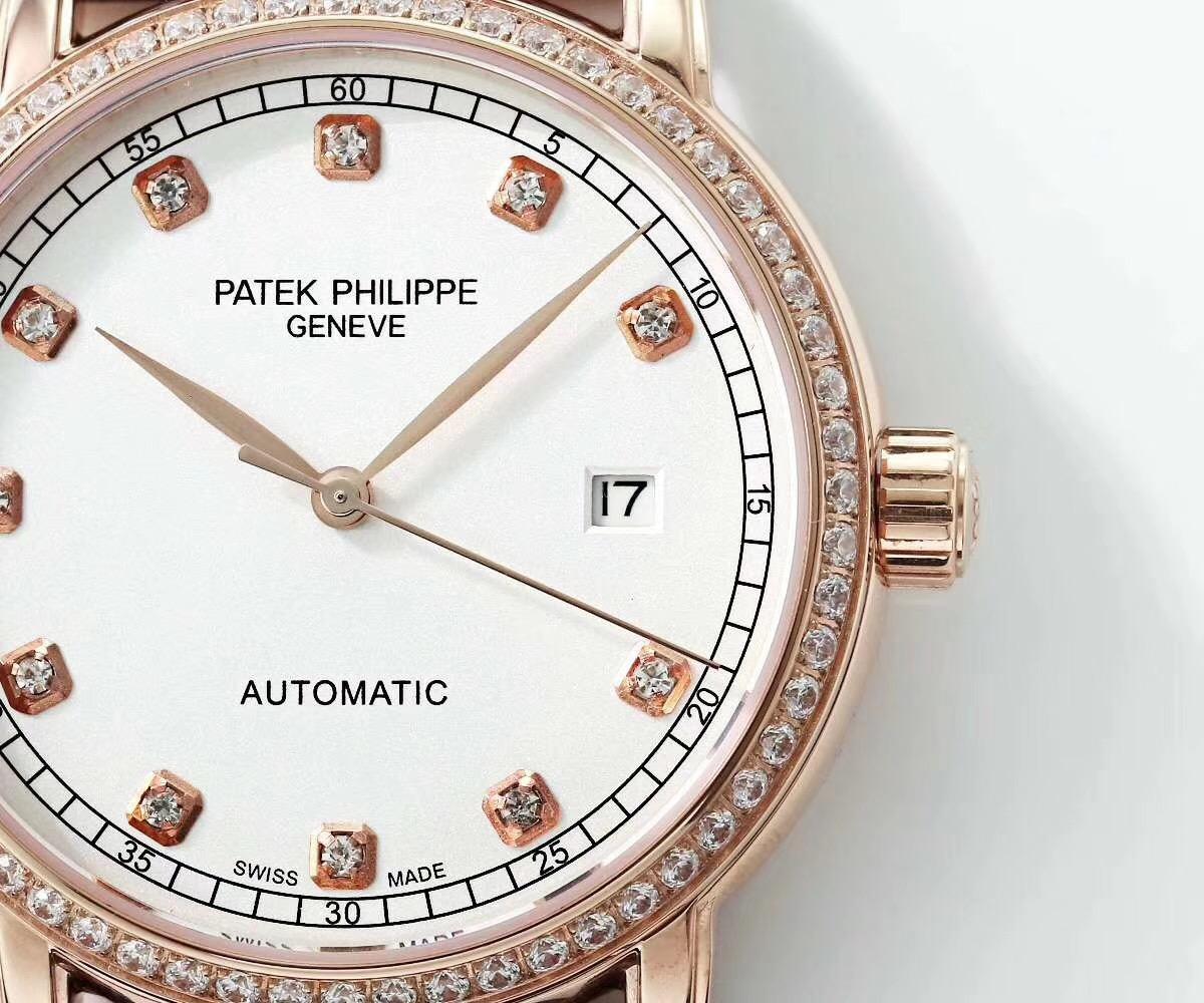 劳力士奢华满钻腕表,一款将男士魅力提升到极