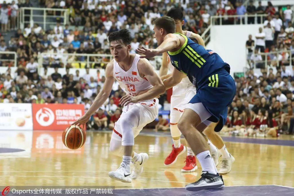 大胜斯洛文尼亚,值得中国男篮开心吗?