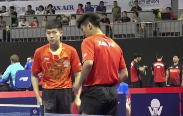 霸气吊打对手!国乒6对组合全部晋级 日本混双遭团灭
