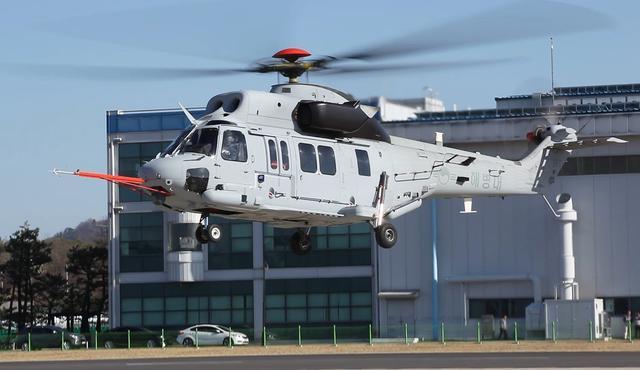 寡妇制造者:韩国国产直升机飞脱螺旋桨,10米坠落居然5死1伤