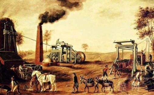 历史上的几次工业革命,然而第一次工业革命,你