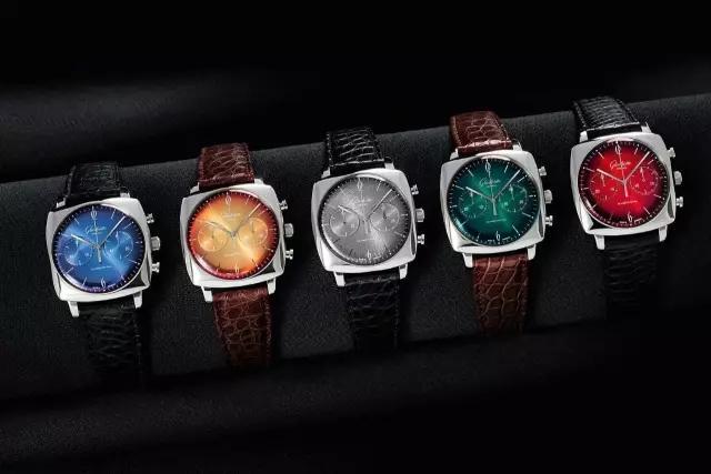 辨识度超级高的6款方形腕表