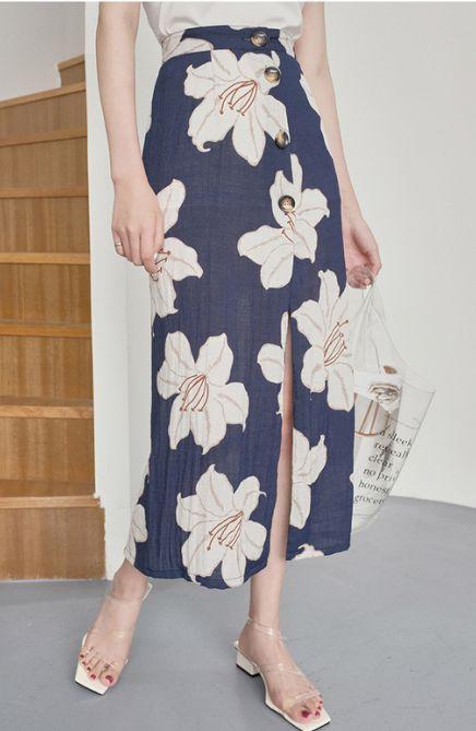 > 正文   一片式设计的围裹裙真的很百搭呢!