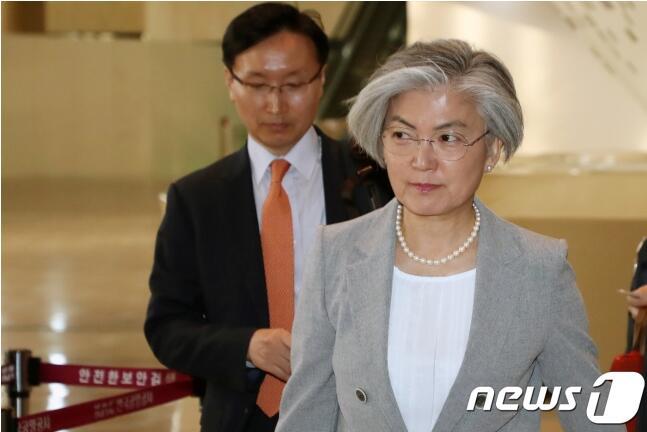"""为促成朝韩美发表终战宣言 韩外长启动""""联合国外交"""""""