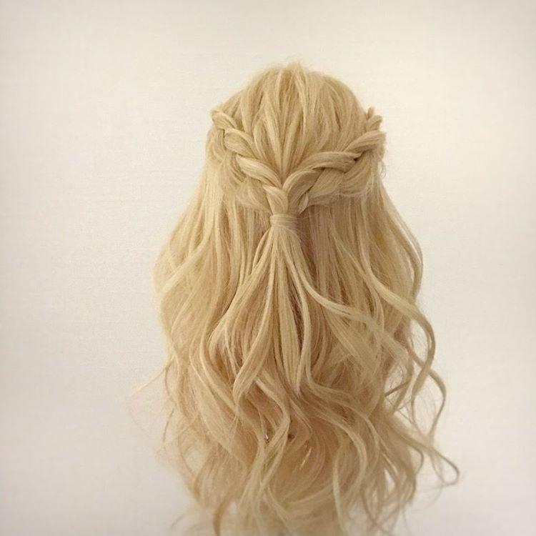 编发美发店v发型实拍发型,每一款都简约又产妇盘发步骤妈妈发型时尚图片