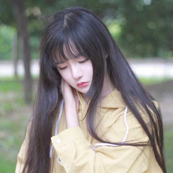 黑长直 ▼ 货货最喜欢的发型! angelababy的必备发型!图片