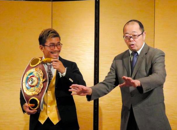木村翔将打拳王卫冕战,原是送酒工的他已脱贫,想当面感激邹市明