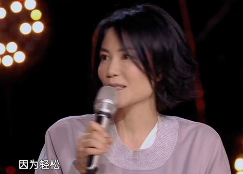 王菲综艺首秀遇尴尬,自曝加盟原因让人大跌眼镜