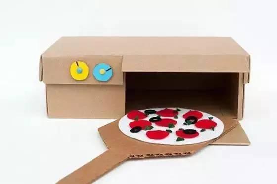 幼师手工 | 纸盒是世界上最棒的玩具,这才是创意!