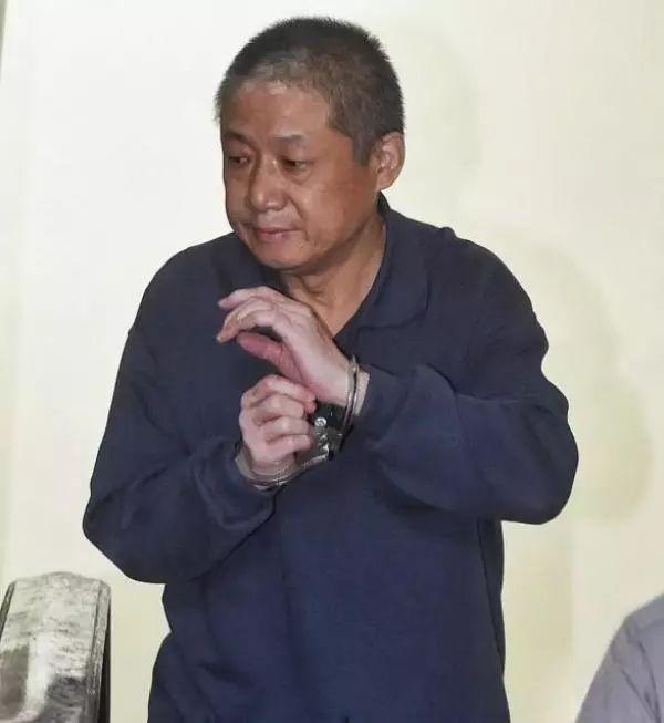"""台当局驱逐""""史上最大共谍"""""""