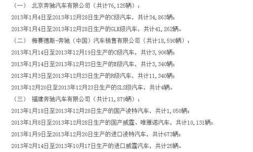 各种缺陷豪车本月集中召回虽心塞还得去_新凤凰彩票官网