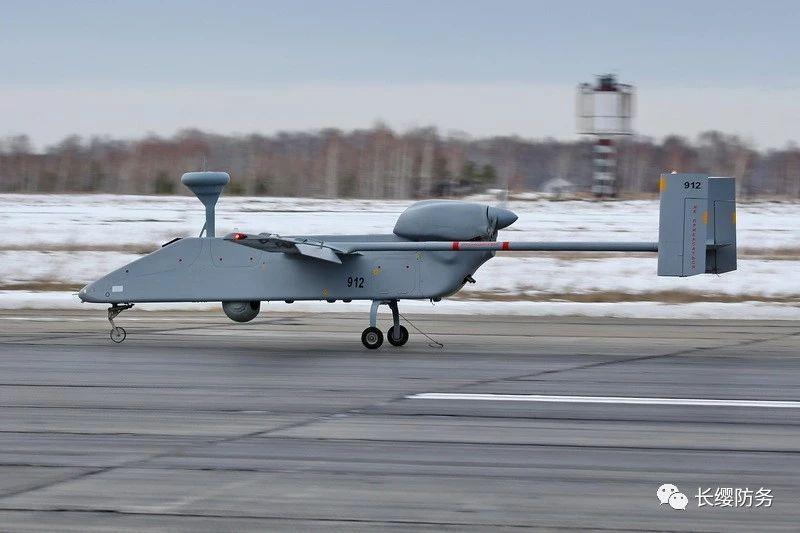 俄罗斯用以色列授权生产的无人机巡航叙利亚监视以色列