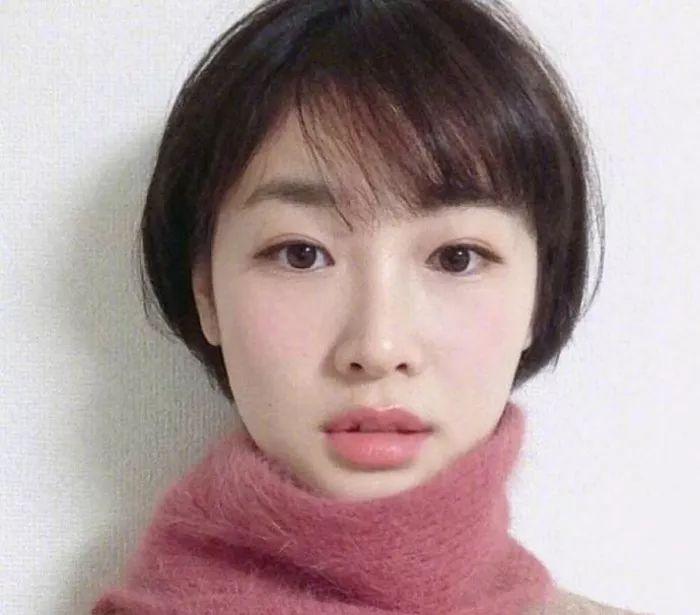 波波头短发发型图片 女生短发发型图片帅气