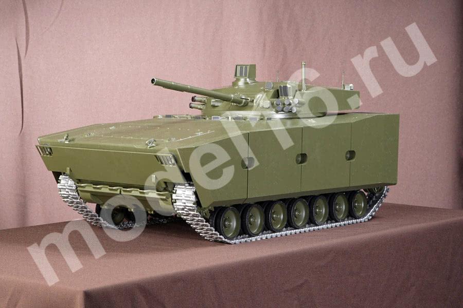 """俄最新""""库尔干25""""步战车配无人炮塔 火力大幅提高"""