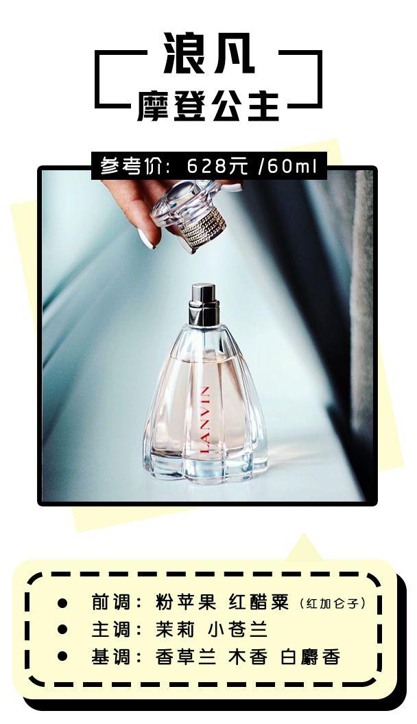 听说常被搭讪的女生,用的是这几瓶香水!图片