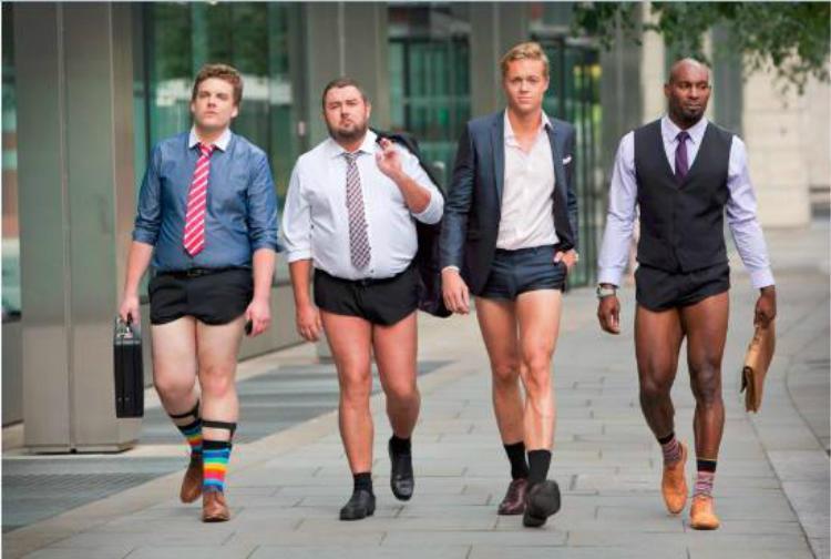 男生穿衣常犯的低级错误,每个都是禁忌!尤其