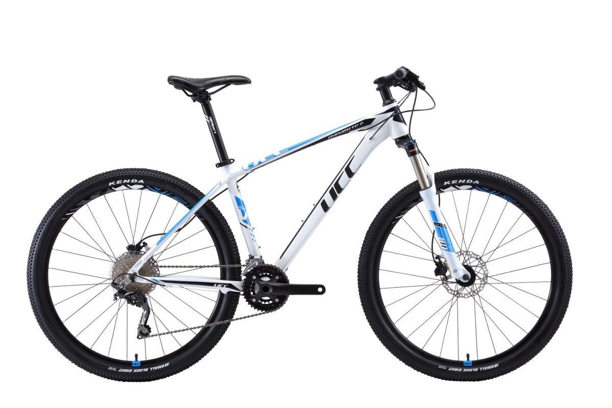 UCC运动自行车新车发布——XC小钢炮德曼特2-领骑网
