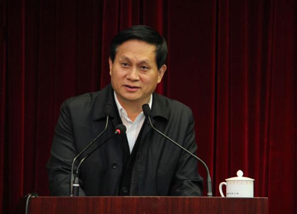 湖北省体育局原局长胡德春被查