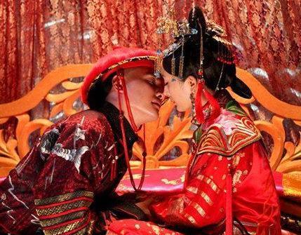 """清朝格格神秘的试婚!""""金锁""""竟关乎""""紫薇""""的终身幸福?_格格-宫女-试婚-驸马-这位"""