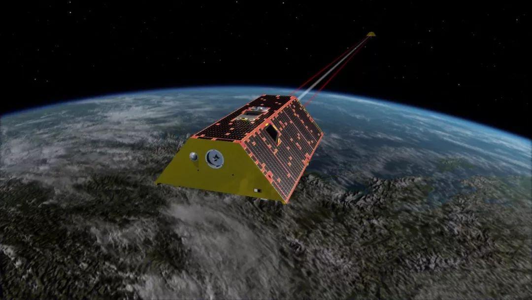 NASA的新一代环境科学卫星启用激光测距系统