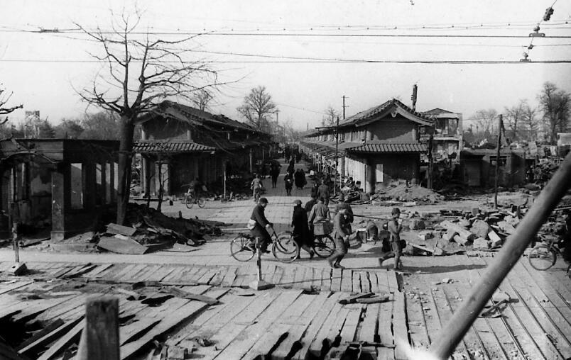 证明日本国民性的美国将军:一夜杀死十万日本