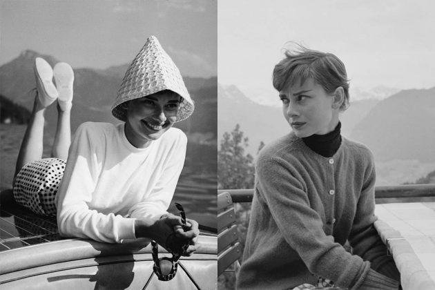一窥奥黛丽·赫本的衣橱_模仿她优雅又灵动的中性风格