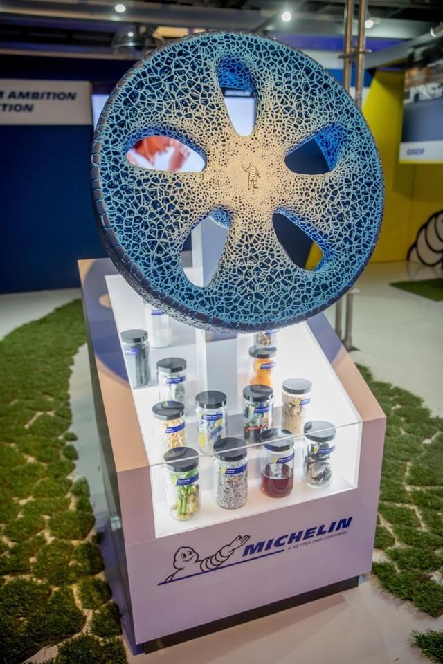 米其林计划2年内推出3D打印木制轮胎