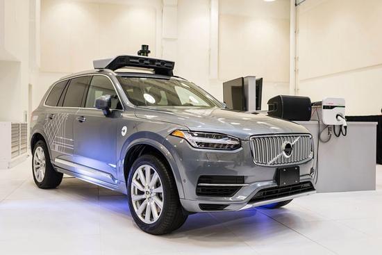 Uber重启无人车路测 但暂时只允许司机开车