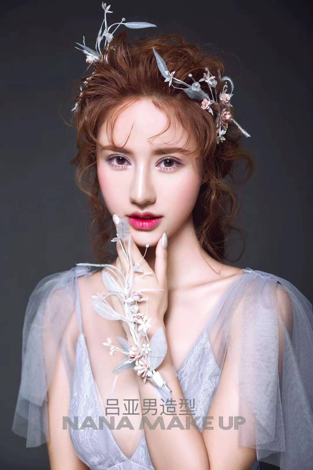 网课| 时尚多变新娘造型微课堂(妆面 发型)图片