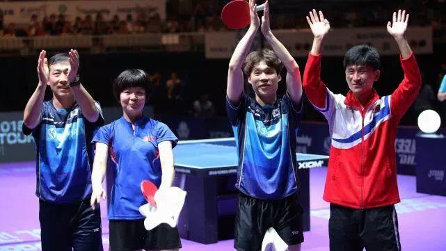 韩朝联队想参加东京奥运 文在寅:乒乓让南北韩团结