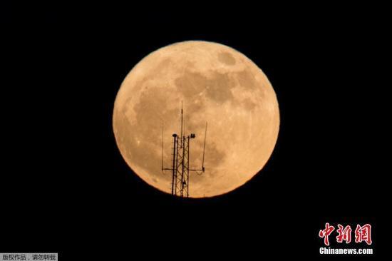月球曾经有生命?研究:35亿年前存在适宜生命生存条件