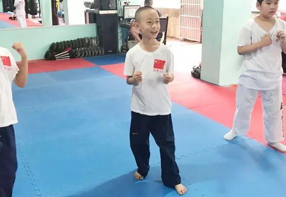 秦健智:跆拳道带给我的不止快乐和健康