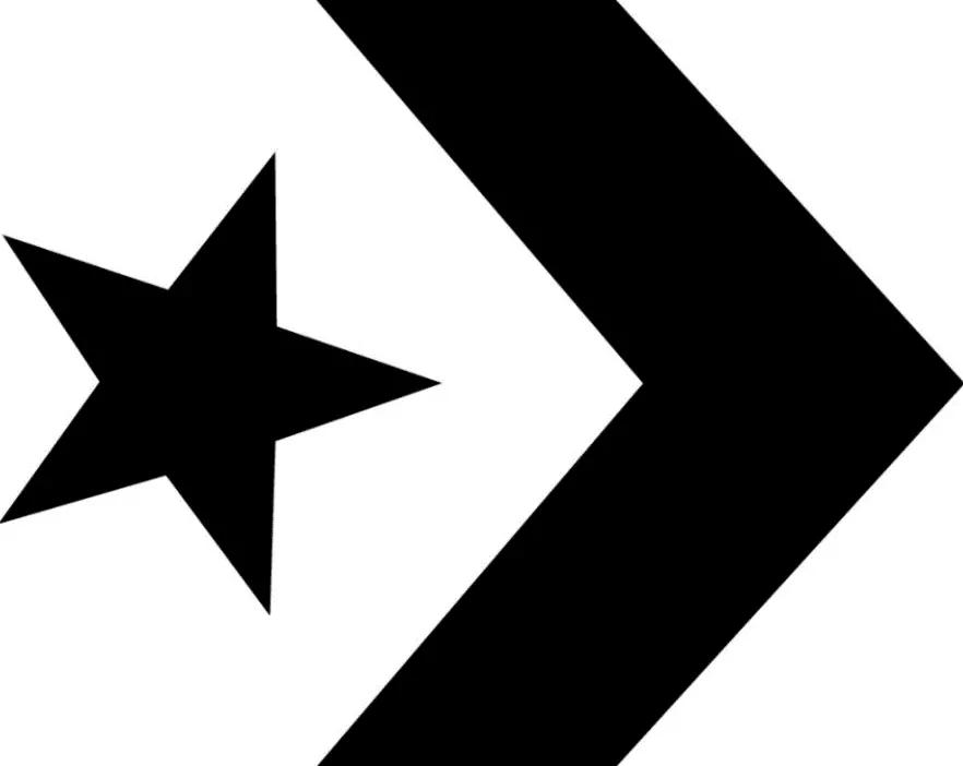 匡威logo标志矢量图