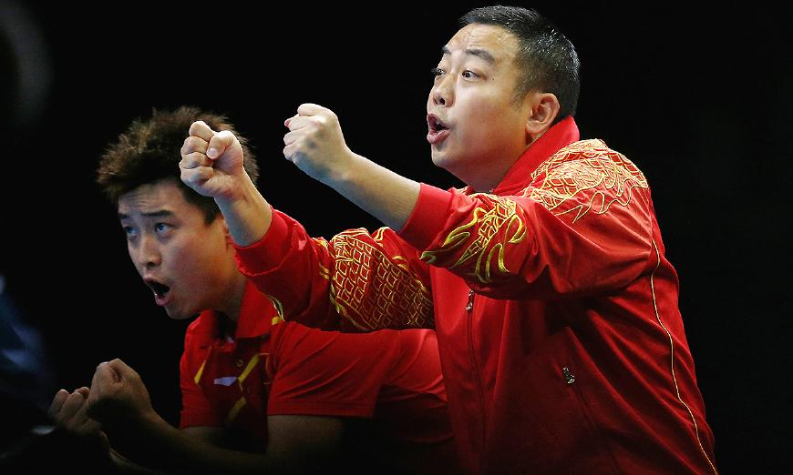 国乒小将遭日本新星横扫,平野克星变教练面对日本选手却毫无办法