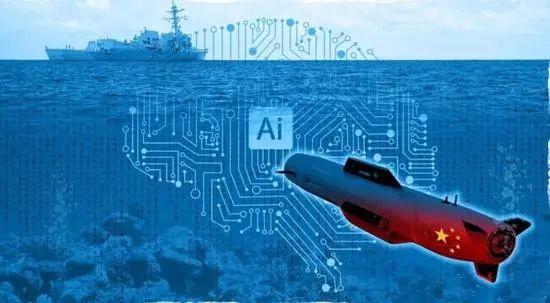 中国研发机器人潜艇引关注 可独立作战反制美军