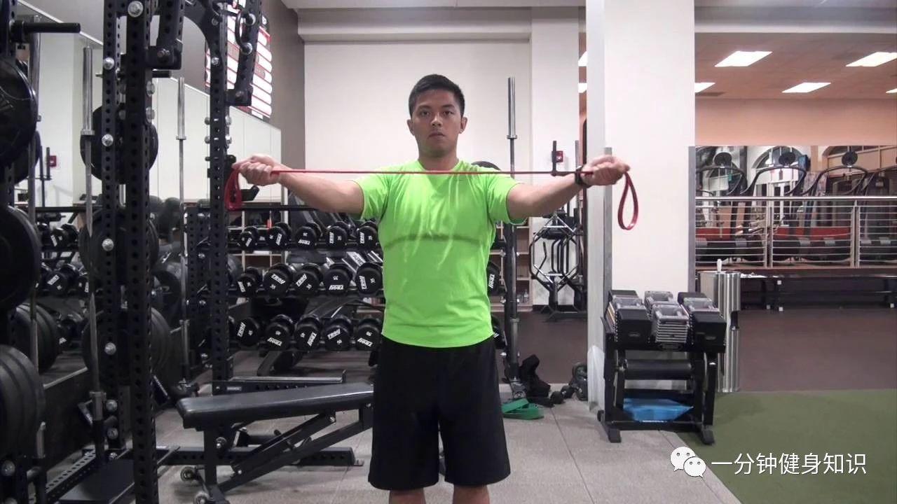 第122讲:锻炼肩部小肌群,这4个动作不容错过